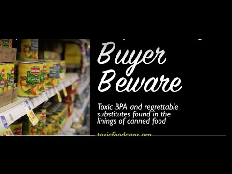 Maybe That Bpa In Your Canned Food Isnt >> Two Thirds Of Food Cans Tested Contain Bpa And The Alternatives May
