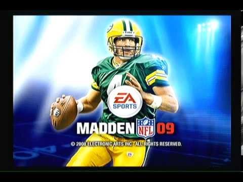 Madden Nfl 09 Football Ps2 Disc Read Error