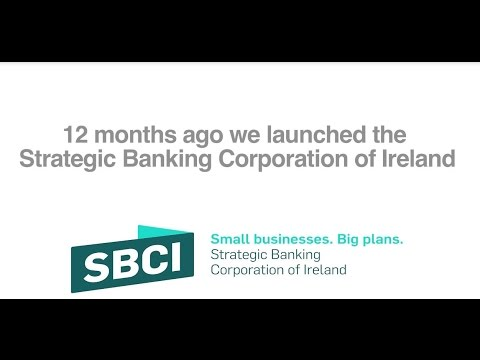 SBCI: One year of lending