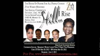 """House Of Prayer For All People   """"Still I Rise"""" Conference"""