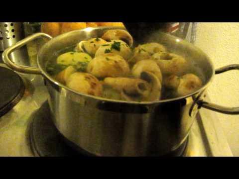 Gesunde Gemüsesuppe Bio Swiss Kochsendung