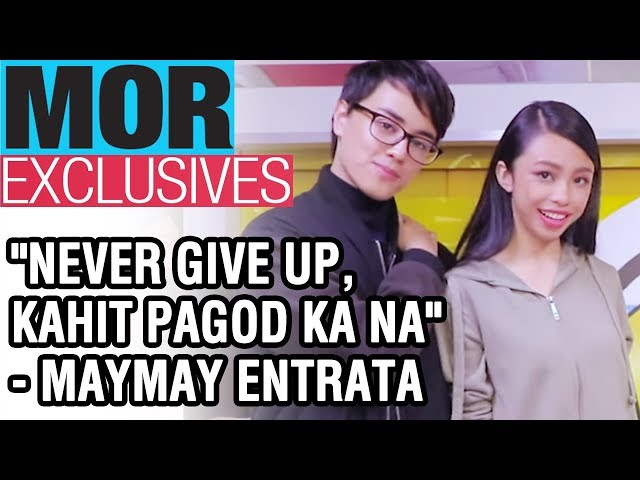 #MORExclusives: Fast Talk with MayWard