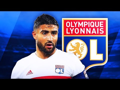 NABIL FEKIR - Magic Skills, Passes, Goals & Assists - 2017/2018 (HD)