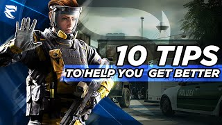 10 Tips to help you get better at Rainbow six siege