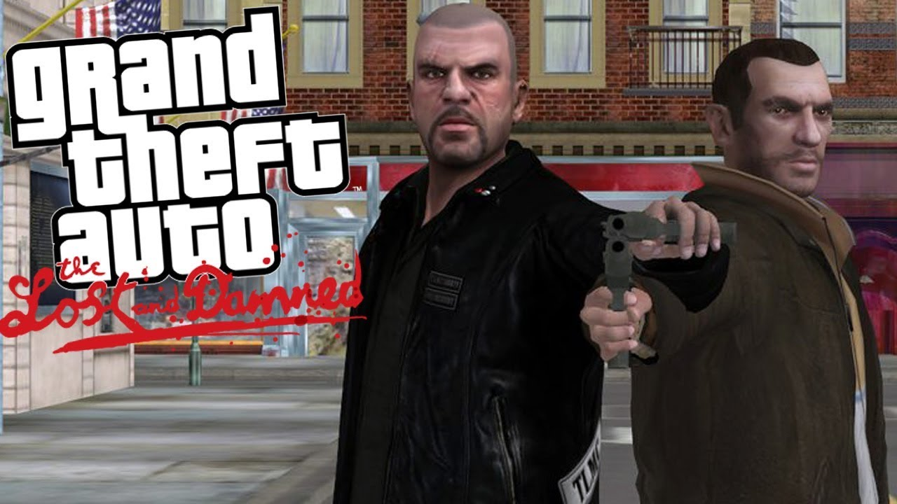 Gta Iv The Lost And Damned 11 Os Encontros Com Niko Bellic