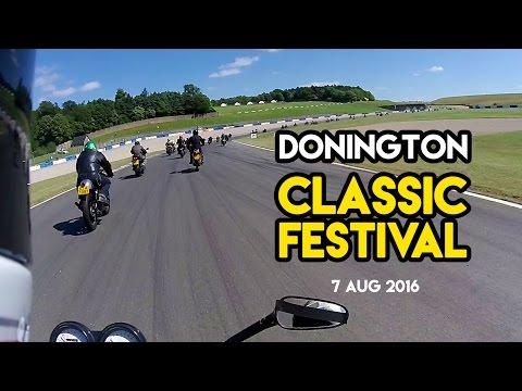 Donington Classic Festival 2016 - Sunday 7 Aug
