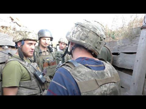 Телеканал Броди online: Вітання з передової з нагоди Дня захисника України (ТК