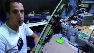 Стиральная машина самсунг не включается! Ремонт модуля стиральной машины samsung!
