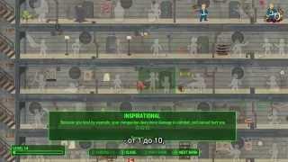 Fallout 4 развития персонажа. HD. Русские субтитры