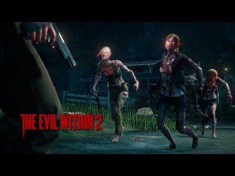 THE EVIL WITHIN 2 #8 | Ressonância Na Oficina
