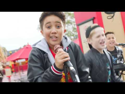 LEGO NINJAGO KIDZ BOP Weekend Whip Official Music Video LEGOLAND Florida