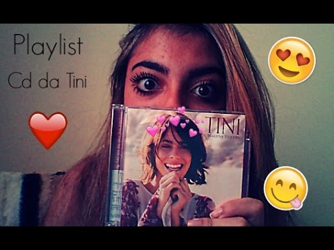PLAYLIST: CD DA TINI (MARTINA STOESSEL)