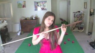 Billiard Snooker Pool Table Installation 01 By Mary Princess Avina