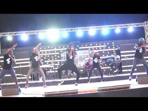 Nyashinski - Mungu Pekee (Dance Perfomance) by DICE CREW KENYA