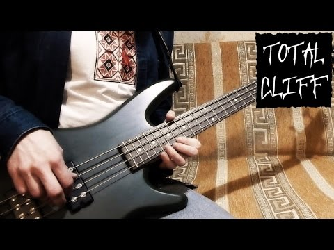 Metallica For Whom The Bell Tolls bass cover (free bass tab on ...