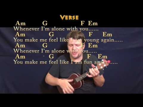 Love Song The Cure Ukulele  Lesson in C with ChordsLyrics