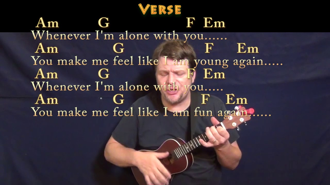 Love Song The Cure Ukulele Cover Lesson In C With Chordslyrics
