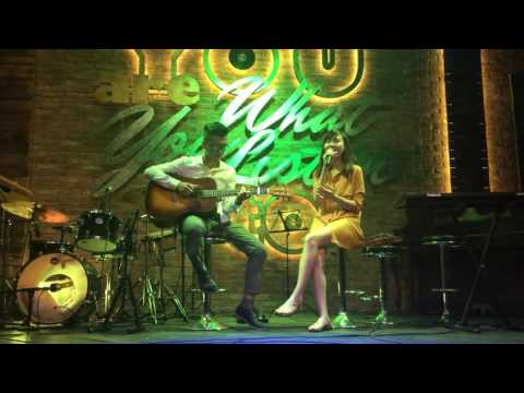 Thinking Out Loud - Ed Sheeran - Huyen Pk Cover