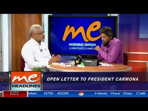 Morning Edition: 18 December 2017 Letter to TT President seeking openness