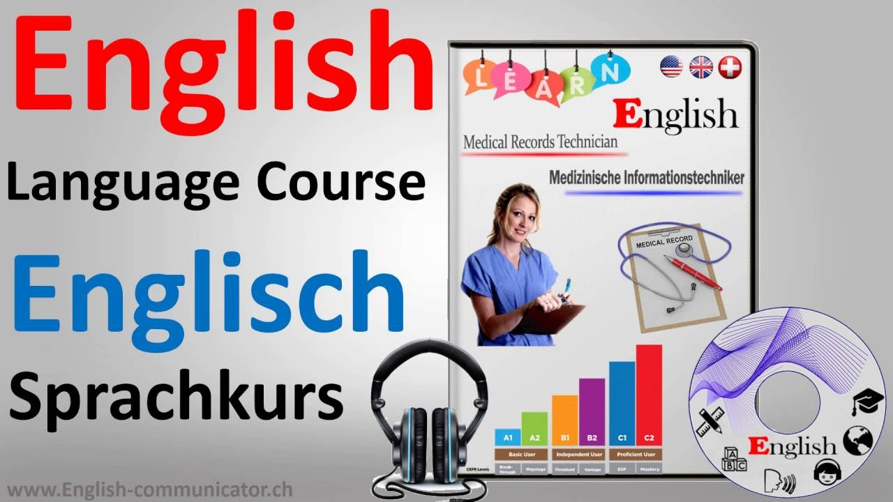 Medical Records Technician Medizinische Informationstechniker Englisch Sprachkurse English language