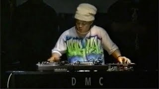 Q-Bert — 1991 DMC World Eliminations