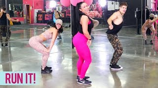 Chris Brown - Run It! (Dance Fitness with Jessica x The Fitnes…