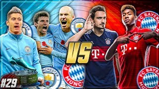 RÜCKSPIEL-SHOWDOWN VS. MAN CITY!! 😈🔥⚔️ - FIFA 18 FC Bayern Karriere #29
