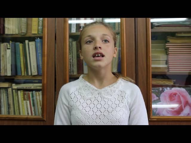 Наталья Белопухова читает произведение «Последний шмель» (Бунин Иван Алексеевич)