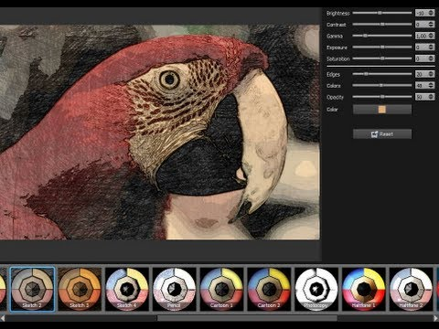 xnSketch [iPad] Video review by Stelapps