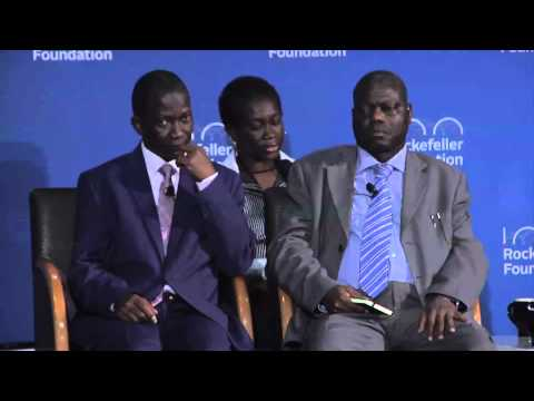 Realizing the Potential of African Agriculture: Plenary Roundtable of Ministers