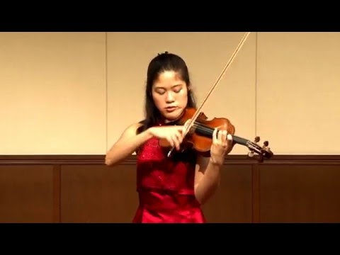 Tchaikovsky: The Nutcracker - Trepak (Russian Dance) for solo violin