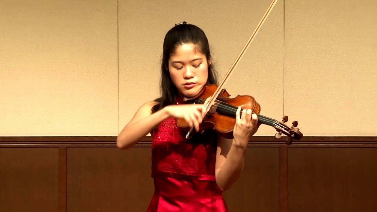 Tchaikovsky: The Nutcracker - Trepak (Russian Dance) for solo violin