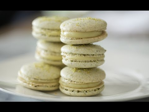 Pistachio-Cardamom Whoopie Pies With Rosewater Buttercream Recipes ...