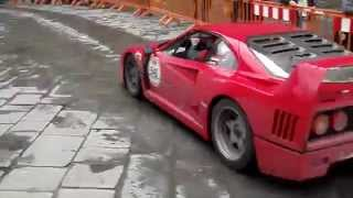 Alfa Romeo - Mille Miglia 2012 Revival Parade Videos