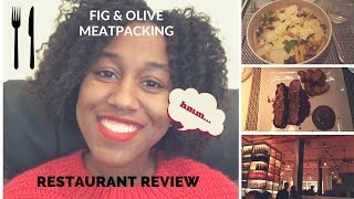 Should you eat at Fig & Olive Meatpacking NYC?