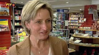 Wirtschaftsministerin Hoffmeister-Kraut zu Besuch im Osiander Tübingen
