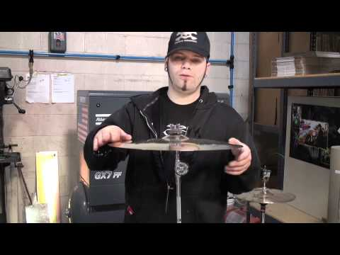 Trick Cymbal Quick Release - YouTube