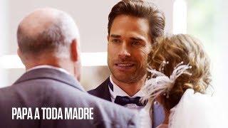 Papá a toda madre | Miranda suspende su boda con Mauricio