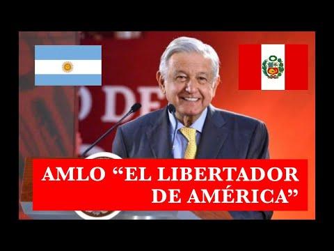 """""""AMLO y el Efecto Dominó en Argentina y Perú"""""""