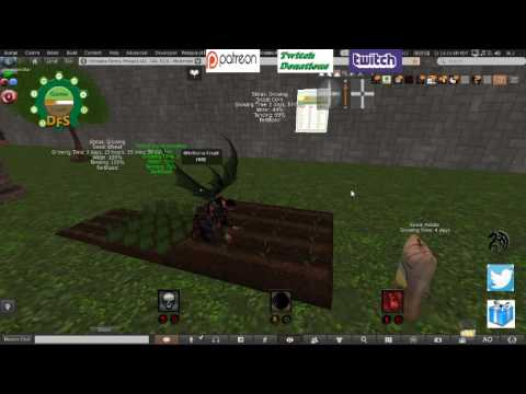 DFS - How to plant, harvest & tend your fields