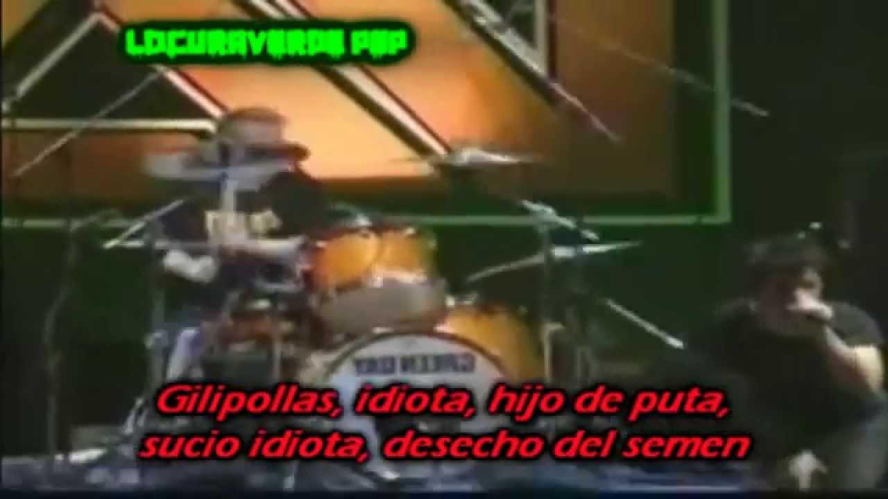 Green Day- Platypus- (I Hate You)- (Subtitulado en Español ...