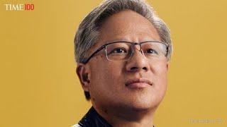 Jensen Huang | TIME100