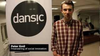 Spor #5 - Finansiering af social innovation