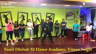 Akh Lad Jave : Dance Choreography by Sunil Dhilod S2 Dance Academy