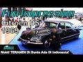 Mobil Paling Aneh Bin Ajaib Di Dunia Ada Di Indonesia!   Citroen Ds 1969 | Lugnutz Aj