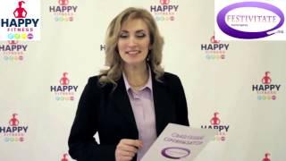 """Проект """" Невеста идеальной формы от сети клубов Happy Fitness Moldova и агенства Festivitate"""
