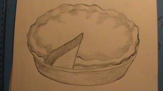 How to Draw a Pie Quickly