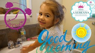 VLOG/ RUTINA DE DIMINEATA nr.2/ MORNING ROUTINE| Miss Laureana
