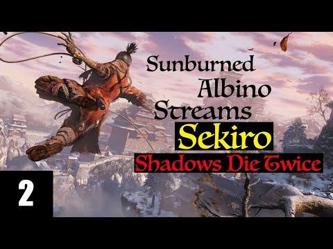 Sunburned Albino Streams Sekiro - EP 2
