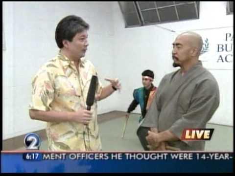 PBA Taiko 2009 KHON2 Morning News Part 1